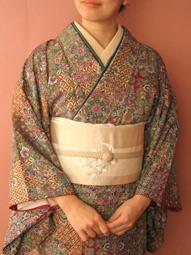 小紋の着物090309.jpg